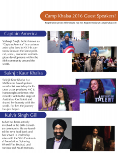 Camp Khalsa 2016 Guest Speakers-01