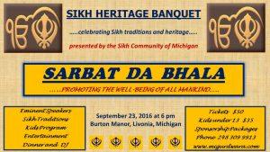 SIkh Heritage Flyer